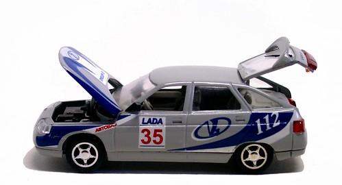 Agat Lada 112 aperta