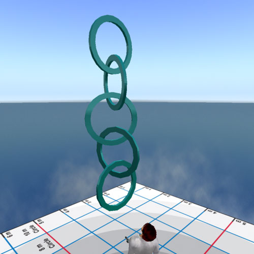 Experiment with Physical Rings 1
