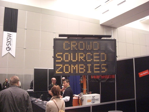 Crowd Sourced Zombies
