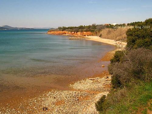 Primorje - remains of Roman harbor