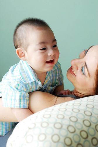 Alec's Baby Portrait