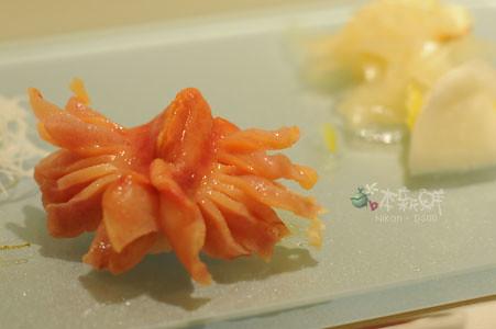 赤貝握壽司