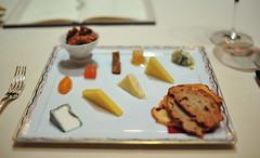 8th Course: Cheese Course