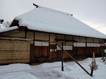 武家屋敷~旧藤井家住宅