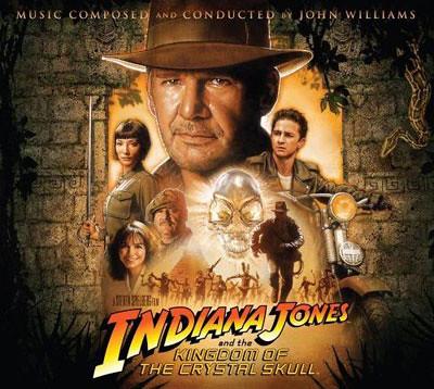 Indiana Jones y el reino de la calavera de cristal por ti.