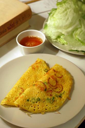 Banh Xeo Meal