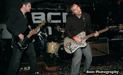 The Luxury won the first round of WBCN's 31st Annual Rock N' Roll Rumble