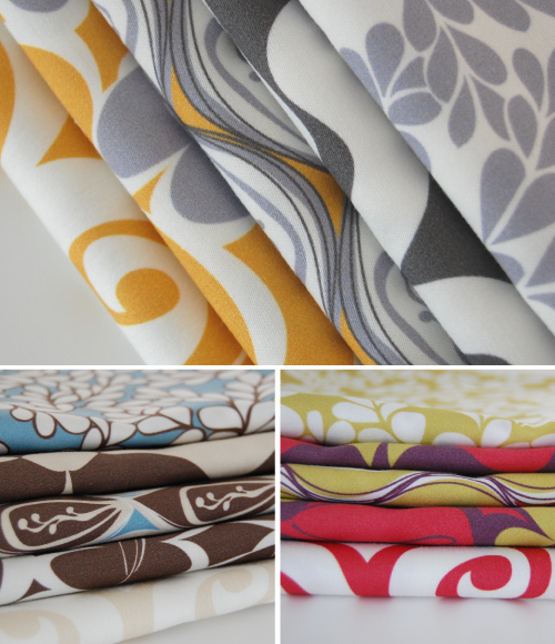 Daisy Janie: New Organic Textiles For Spring!