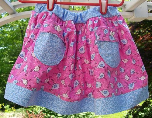 Womdermommy skirt