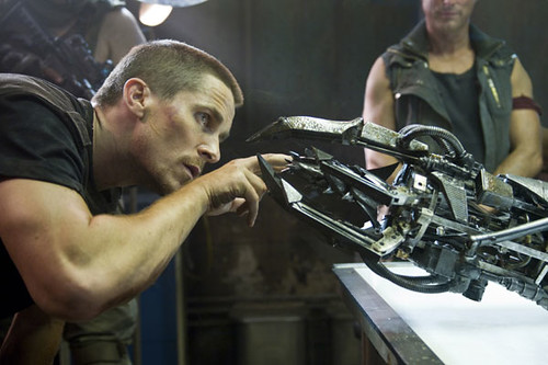 Terminator salvation por ti.