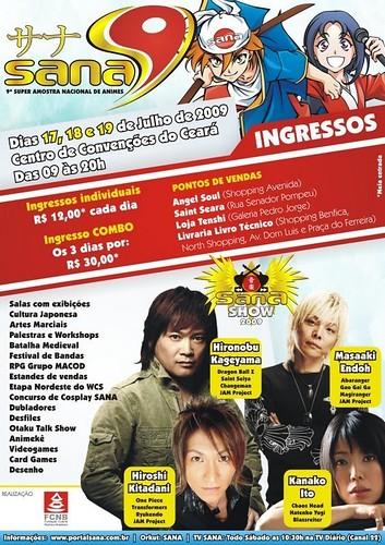 O maior evento de cultura pop japonesa do norte e nordeste!