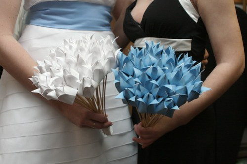 Tons Of Paper Flower Inspiration For Your Wedding Or Paper