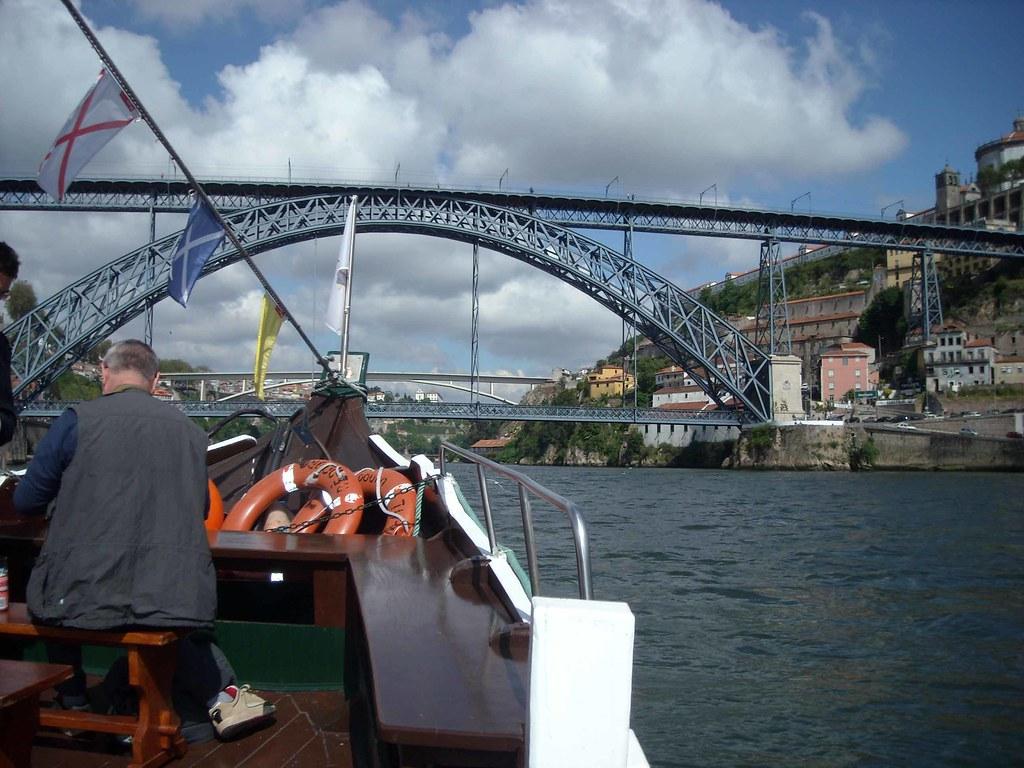 Crucero por el Duero
