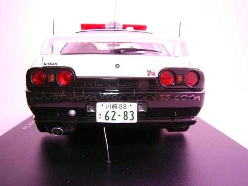 AA Skyline R32 Police