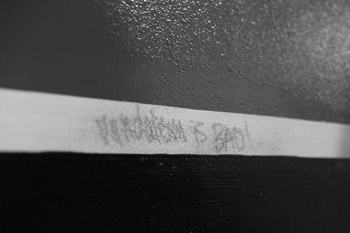 vandalism is BAD!