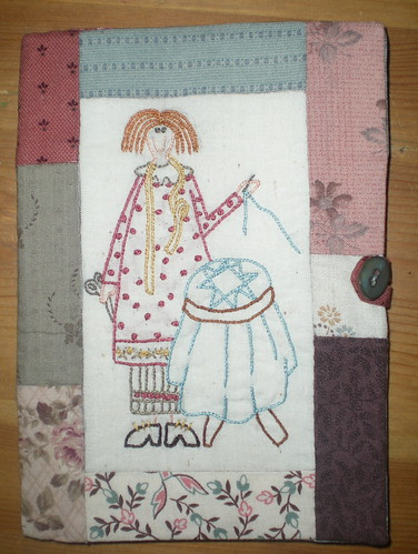 Needle Book from Nicola