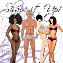 Shape it up mixed ad
