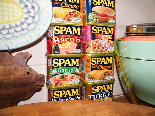 My Mini Wall of Spam, MyLastBite.com