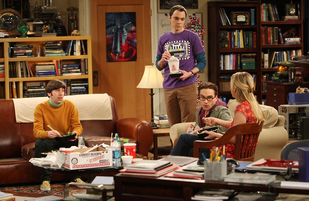 Wallpapers de The Big Bang Theory - Ceci de Viaje