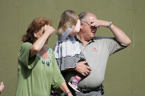 Family Salute