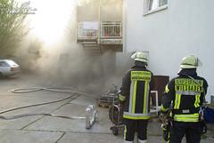 Kellerbrand Erbenheim 11.03.09