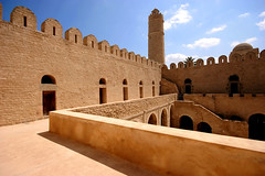 The Ribat (outpost) in Sousse, Tunisia