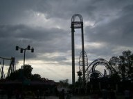 Cedar Point - Power Tower