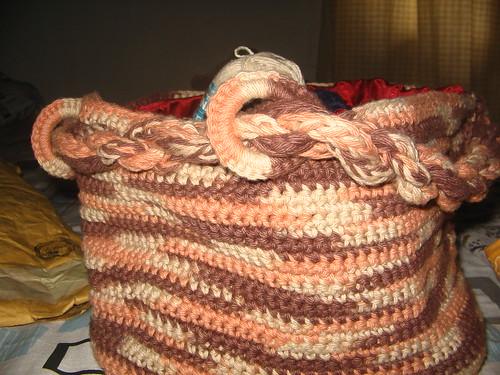 Boxy lady bag