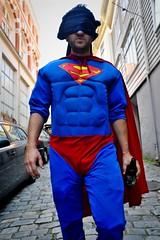 Supermann ist ein Arschloch