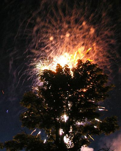 Portsmouth Fireworks