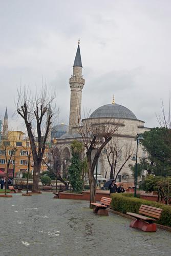 Firuz Ağa Camii, Firuz Ağa Mosque, Sultanahmet, İstanbul, Pentax K10d
