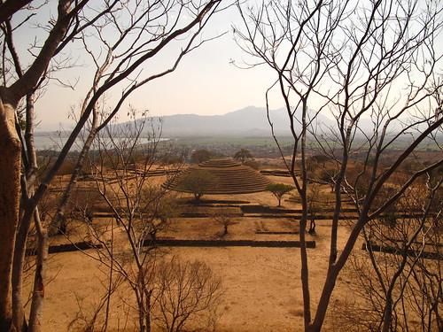 The circular pyramids of Guachimontones