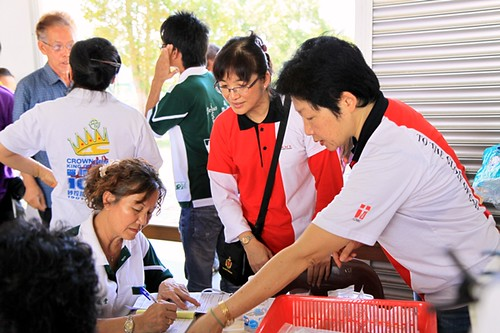 Health screening @ Taman Tunku