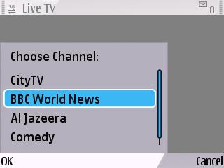 Vimio Free Channels