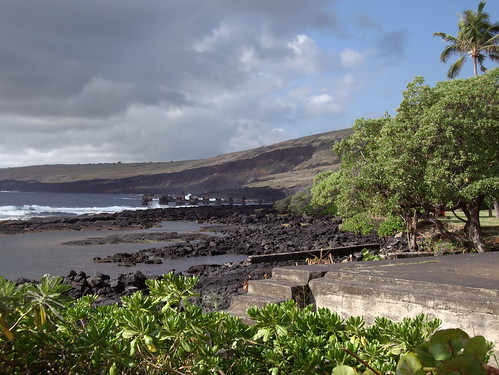 MORE OLD FOUNDATIONS OF HONU`APO
