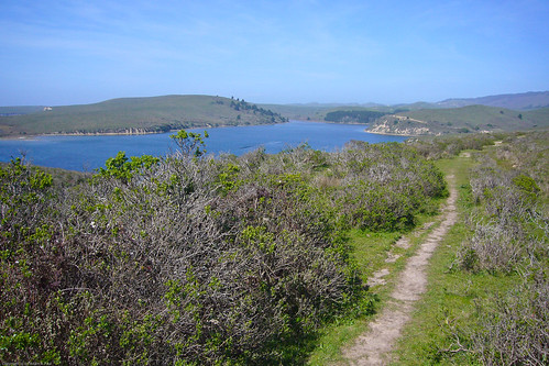 Estero Trail and Drake's Bay by you.