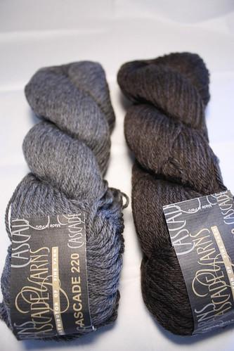 oh look - pretty wool!