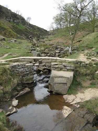 Bronte Bridge, Haworth Moor