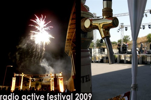 radio active festival 2009