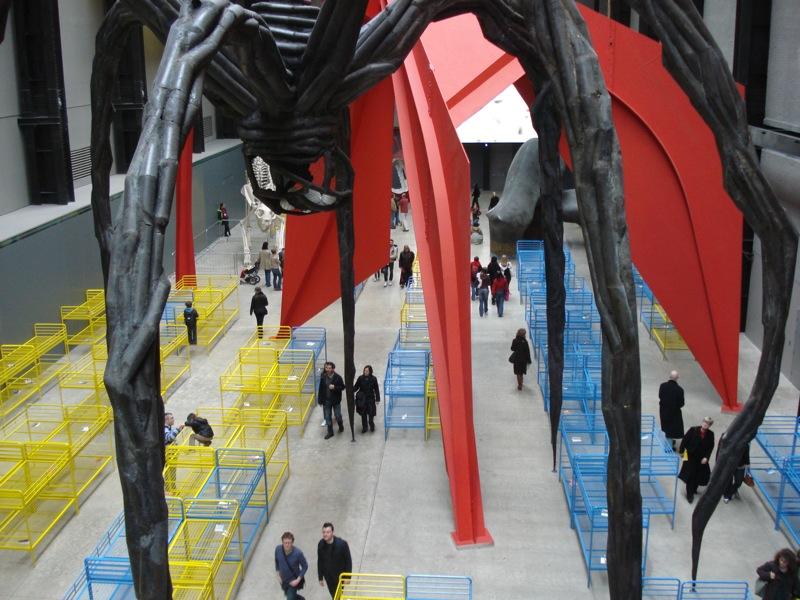 at Tate modern