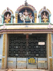 Sri Dharmalingeswarar Temple Entrance