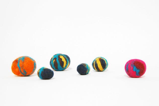 Felt Balls