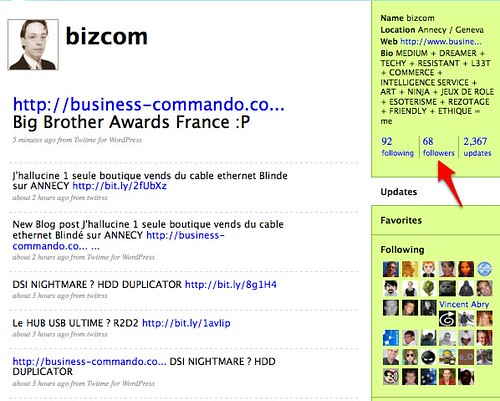 bizcom (bizcom) on Twitter by you.