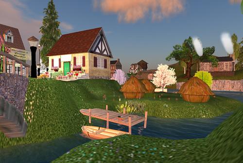 Giverny: The haystacks