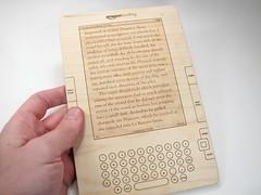 Amazon Kindling, via oskay