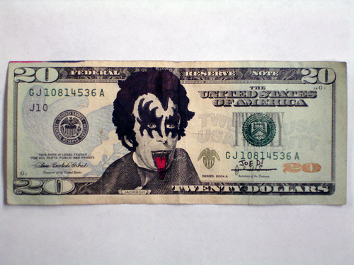 Show me the money ....