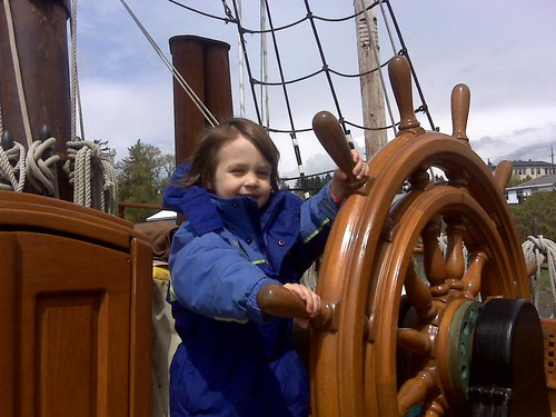 Onboard the Hawaiian Chieftain. #cathlamet