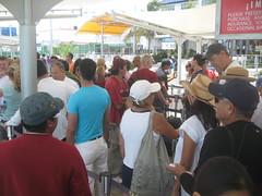 Prêts au départ vers Isla Mujeres