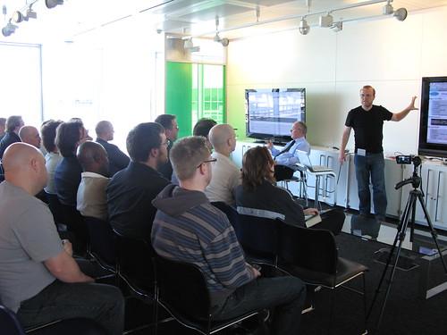Rasmus Lerdorf at the BBC