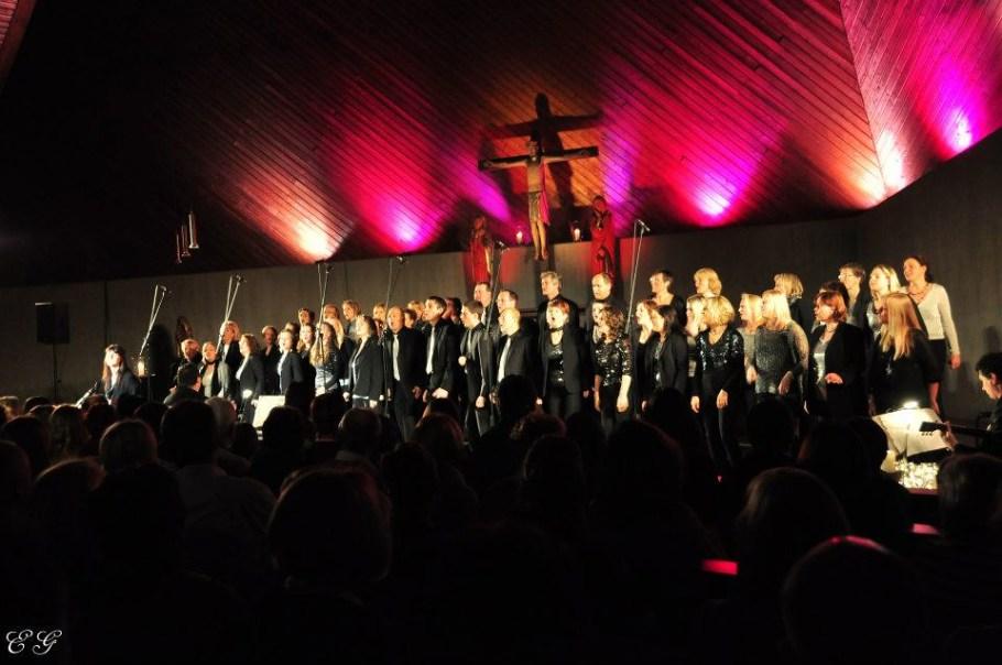 2012-12-16 GospelWeihnacht, Freiberg, 16. Dezember 2012